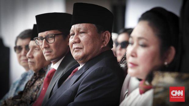 LSI: Jokowi-Ma & # 39; Ungguli Prabowo-Sandiaga in Islamic voters