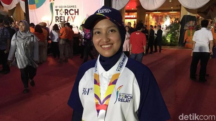 Shenny Ratna, mantan atlet loncat indah (Foto: Annissa Widya Davita/detikHealth)