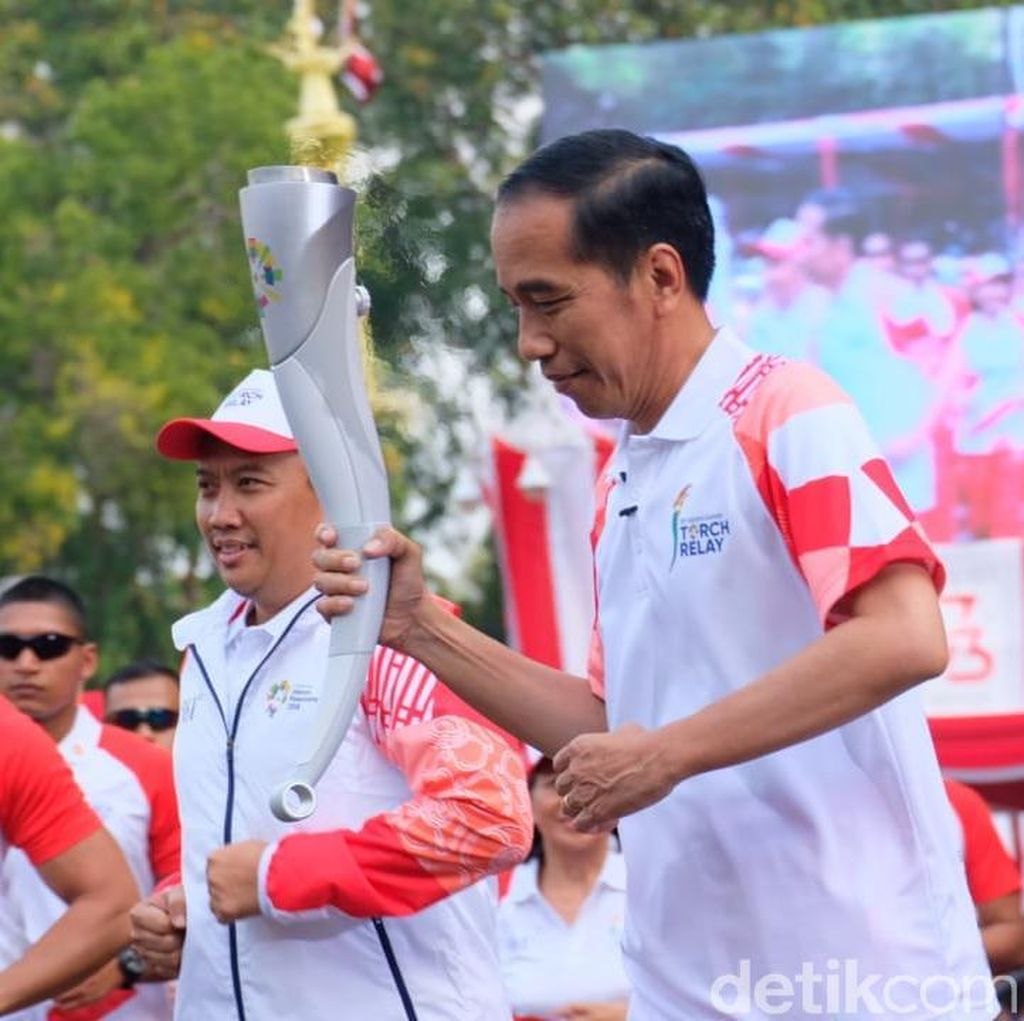 Soal Obor Jokowi, Gerindra: Boncel Tak Tahu the Art of Politics