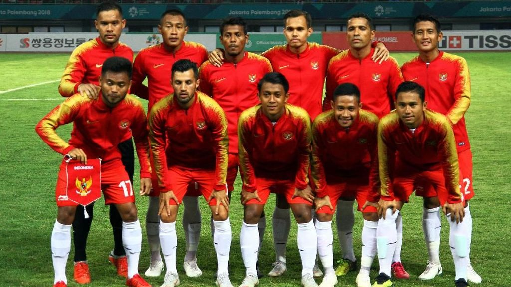 Indonesia vs Hong Kong: Milla Akan Pertahankan The Winning Team