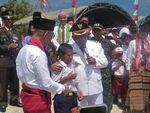 Siswa NTT Pemanjat Tiang Bendera ke Jakarta Tonton Asian Games