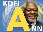 Orang Afrika Pertama di Kursi Sekjen PBB itu Mangkat