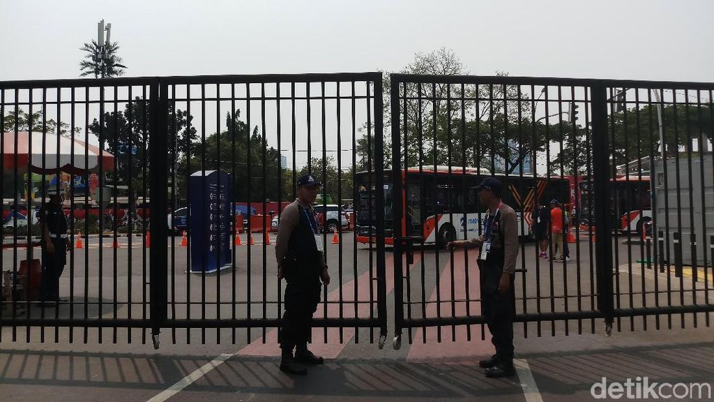 Mau Nonton Pembukaan Asian Games 2018? Ini Cara Masuk ke Kawasan GBK