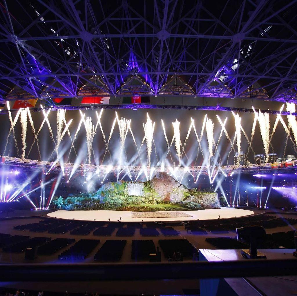 INAPGOC Jamin Pembukaan Asian Para Games 2018 Lebih Keren ketimbang Incheon