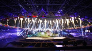 Senang Lihat Pembukaan Asian Games 2018? Ini Manfaatnya Bagi Tubuh