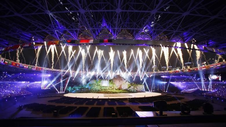 Susy Susanti Sulut Api Kaldron Asian Games 2018