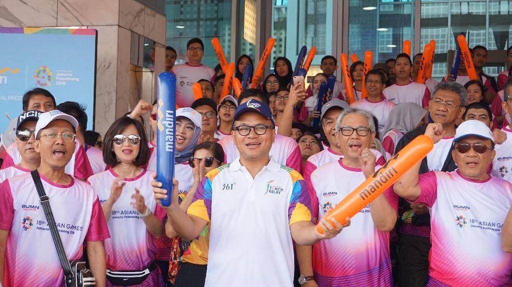 Bank Mandiri Sediakan Layanan Eksklusif selama Asian Games