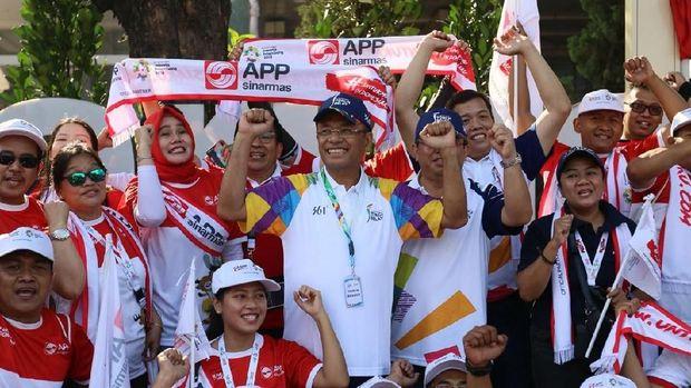 Sinar Mas ingin Asian Games 2018 sukses