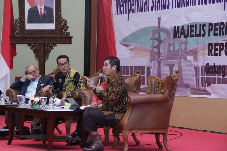 MPR Bicara soal Penetapan Presiden Melalui Tap