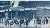 Api Asian Games 1962, dari Majakerta untuk Asia