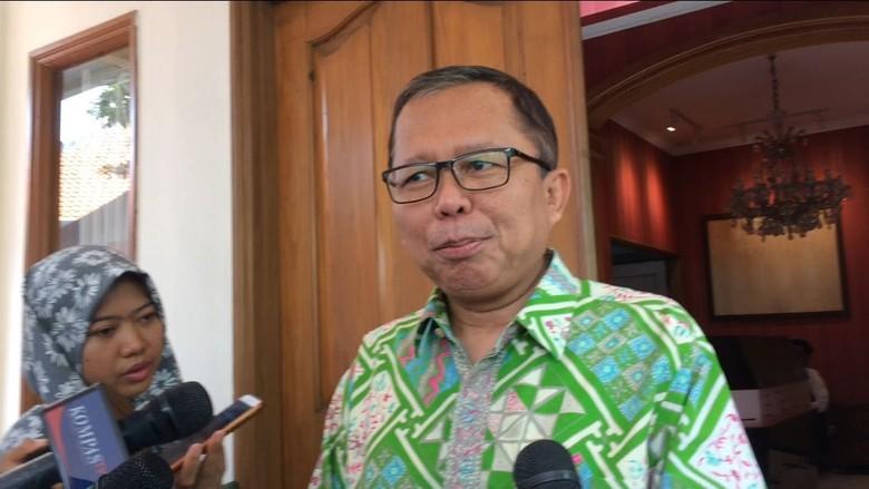 Sekjen Koalisi Jokowi Kumpul di Posko Cemara Bahas Juru Kampanye
