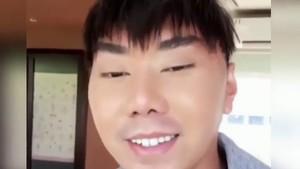 Tampil dengan Wajah Baru, Roy Kiyoshi Dihujat Netizen