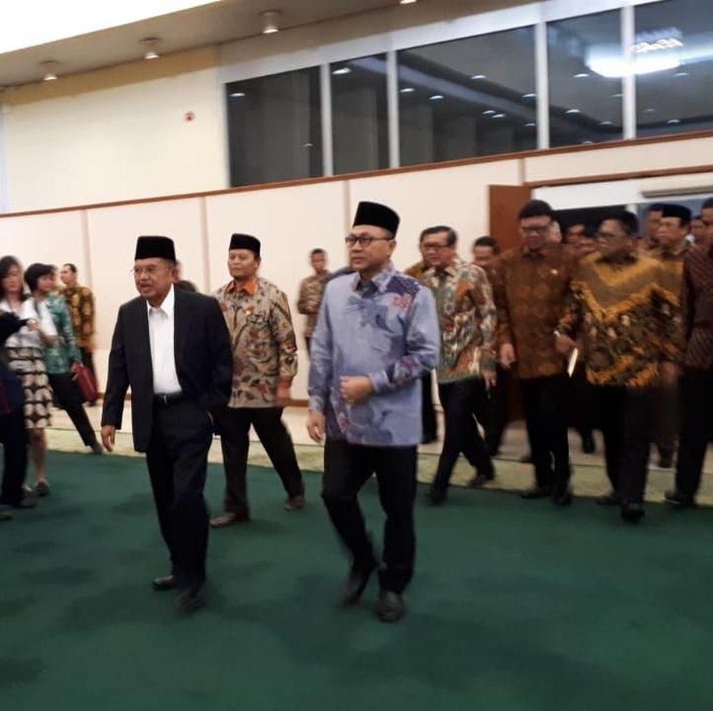 Ketua MPR: Konstitusi Punya Semangat Kemerdekaan