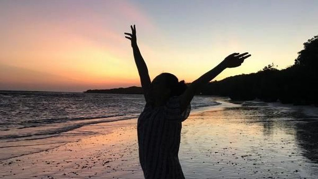 Indahnya Sunset di Ujung Sulawesi Selatan