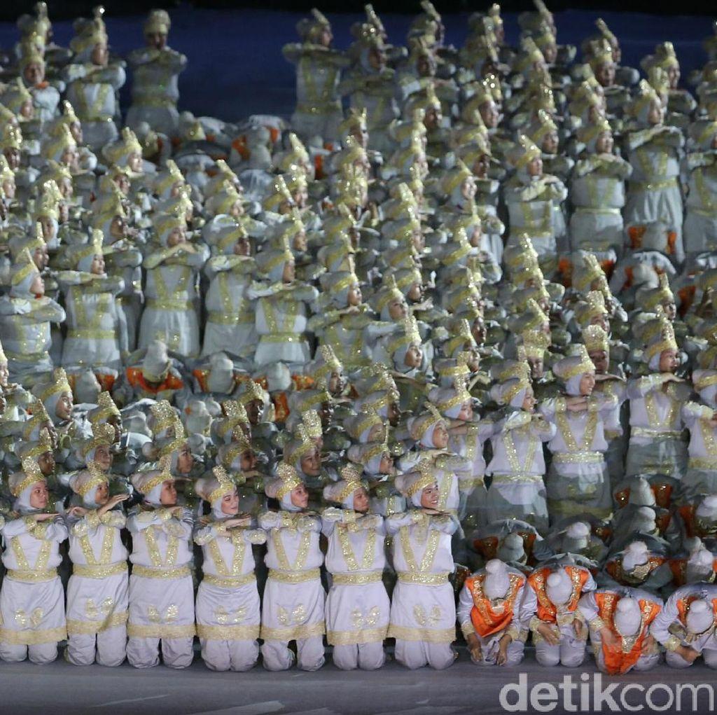 Denny Malik Bangga Tarian Aceh di Pembukaan Asian Games Dipuji