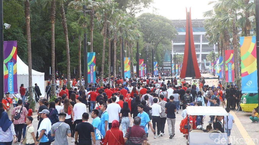 Jelang Sejarah Tercipta, Ini Harapan Masyarakat untuk Asian Games 2018