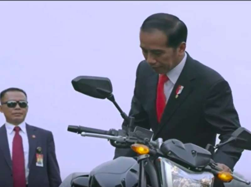 Wasekjen PD soal Aksi Stuntman Jokowi: Bolehlah Jiplak Ide