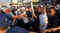 Anies ke Penonton Pembukaan Asian Games: Gunakan Bus