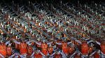 Sebelum Closing, Lihat Lagi Momen Fenomenal Opening Asian Games