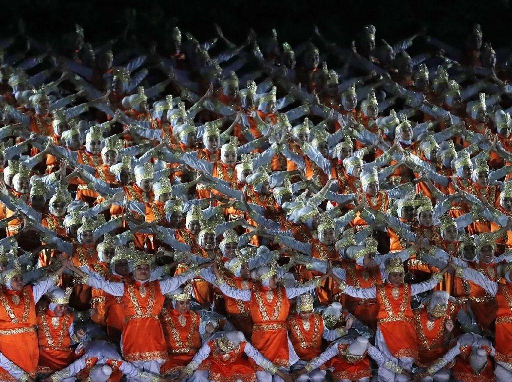 INASGOC Sudah Tuntaskan Bayaran Penari Opening Ceremony Asian Games