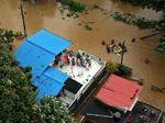 Banjir & Longsor di India Tewaskan 186 Orang