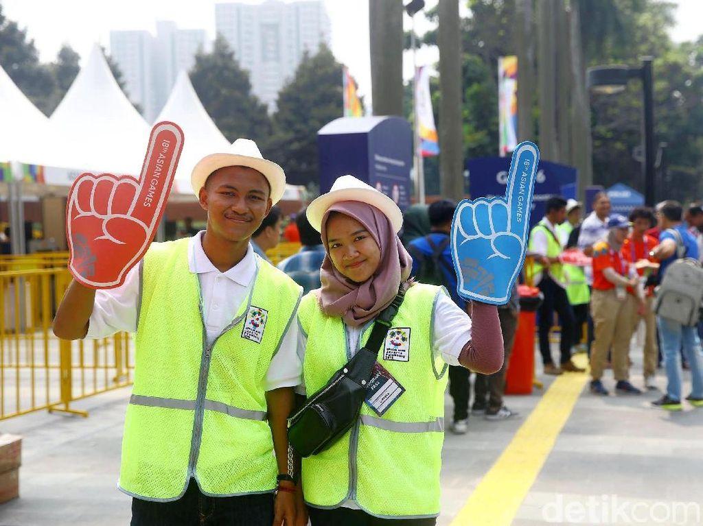 Ada 18 Volunter Asing Ambil Bagian di Asian Para Games 2018