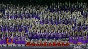 Heboh Honor Penari Asian Games, Disdik DKI Tunggu Data Inasgoc
