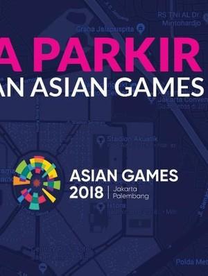 Bawa Mobil Pribadi ke Asian Games, Parkirlah di 8 Area Ini