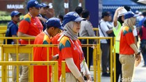 INASGOC Disebut Tunggak Uang Transport Sukarelawan Asian Games