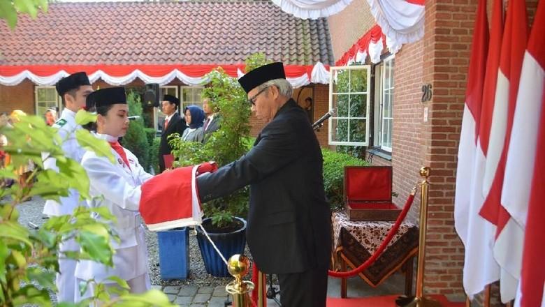 Begini Peringatan HUT ke-73 RI di Denmark dan Tanzania