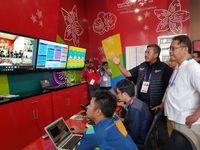 30 Orang Diterjunkan Menkominfo Jaga Internet Asian Games