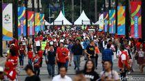 Awas! Jangan Tethering di Kawasan SUGBK Selama Asian Games