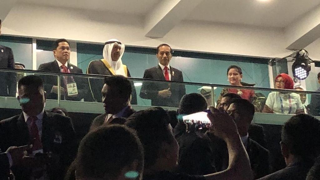 Asian Games 2018 Resmi Dibuka Presiden Jokowi