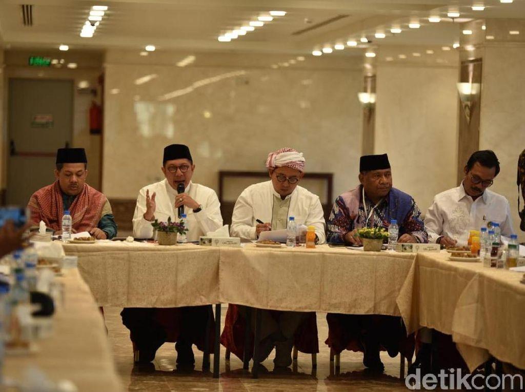 Inovasi Pelayanan Haji Diapresiasi DPR, Jemaah Tercecer Jadi Catatan