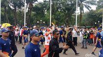 Dari Chris John, Obor Asian Games Diterima Ketua DPR