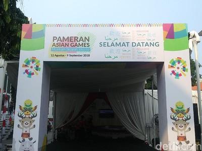 Museum Fatahillah Gelar Pameran Asian Games 1962, Bukti Kejayaan Indonesia