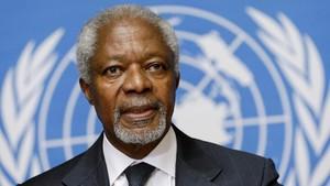 Kofi Annan, Negarawan Global yang Berjuang bagi Perdamaian