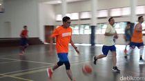 Pagi-pagi, Sandi Tanding Basket di SMA Pangudi Luhur