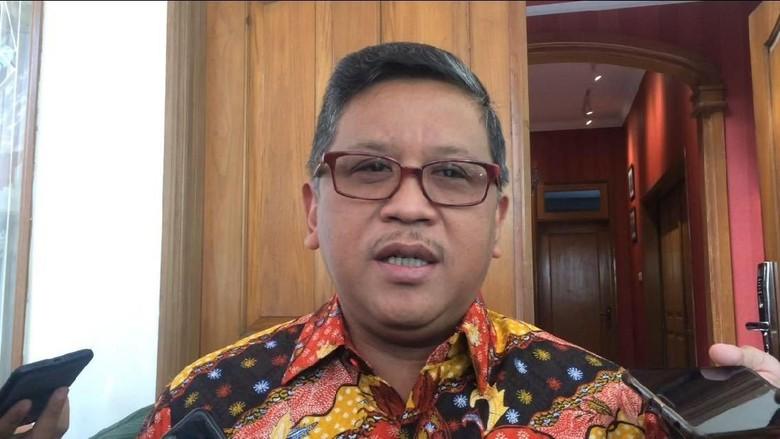 Koalisi Indonesia Kerja Rapat Evaluasi dengan Jubir Jokowi-Ma'ruf