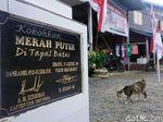 Melongok Rumah Dua Muka di Perbatasan Indonesia Malaysia