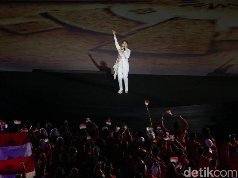 Foto: Agung Pambudhi/detikSport