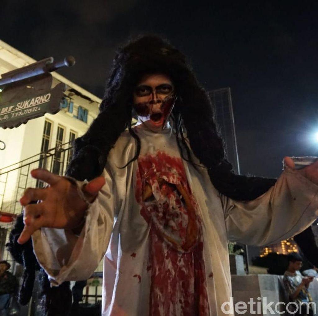 Berapa Modal Jadi Hantu Berpenghasilan Rp 100.000/Malam?