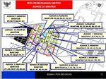 Ada 11 Pos Petugas Haji di Arafah, Ini Peta Lokasinya