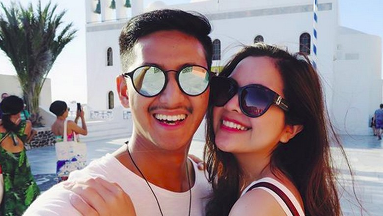 Tasya Kamila dan Randy/ Foto: Instagram Tasya Kamila @tasyakamila