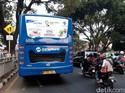 Sambut Asian Games, 60 Bus Transjakarta Berhias