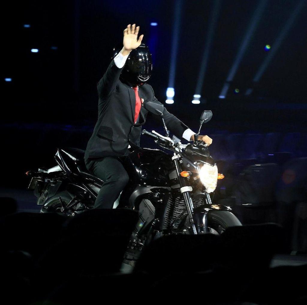 Aksi Stuntman Jokowi Disorot, PPP-Hanura Balas Sentil Elite PD