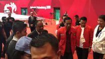 Wushu Sumbang Medali Perak, Jokowi Doakan Para Atlet Makin Semangat