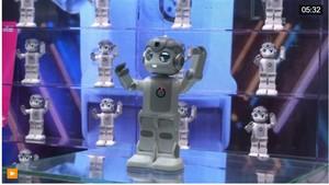 Robot-robot Ini Bisa Terbang, Menari hingga Bikin Cocktail