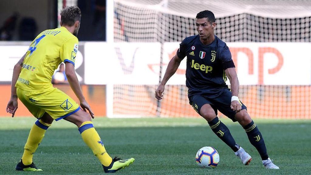 Ronaldo Seorang Diri Tak Bisa Berikan Juventus Trofi
