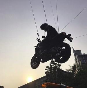 Curhat Freestyler Lokal, Kenapa Stunt Rider Jokowi dari Thailand?